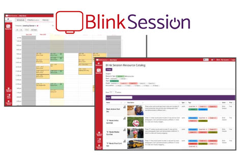 Blink Session - Features That Simplify Online Therapy & Teaching